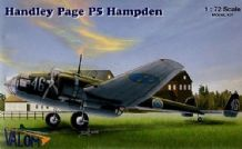 Valom 1/72 Model Kit 72045 Handley-Page Hampden P5 Sweden